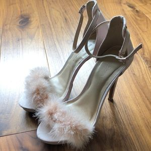 Fashion nova sandal heels